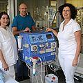 Heimhämodialyse-Team