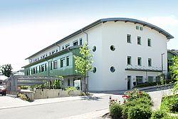 Gebäudeansicht KfH-Nierenzentrum Passau