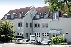 Gebäudeansicht KfH-Nierenzentrum Fürth